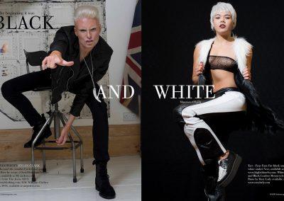 Black & Whiteb